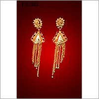 Designer Gold Plated Earrings