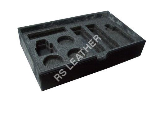 leather tray, leather box ,shoe product box
