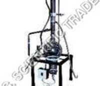 Distillation Apparatus All Glass