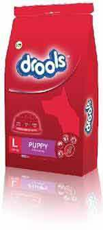 Drools Dog Food Puppy Large Breed