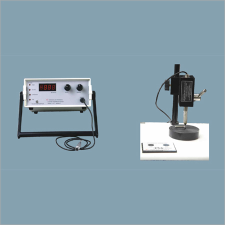 Plating Thickness Tester - Zinc Test