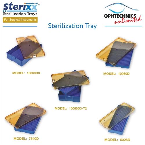 Sterilization Trays