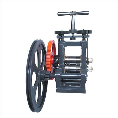 Hand Operated Rolling Mill