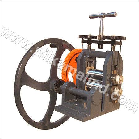 Hand Operated Jewelry Making Mill