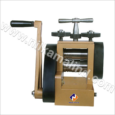 Hand Operated Rolling Mills
