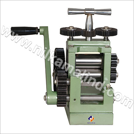 Jewellery Rolling Mill Machine