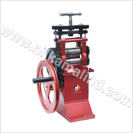 Jewelers Bench Top Rolling Mill