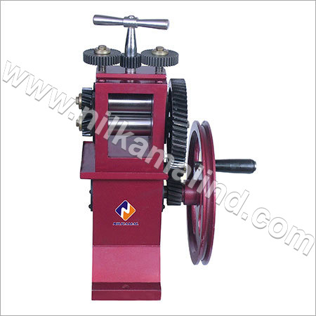Jewelry Mini Rolling Mill