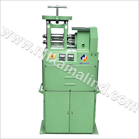 Single Head Rolling Mill