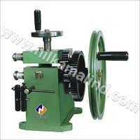 Bangle Grooving Machine