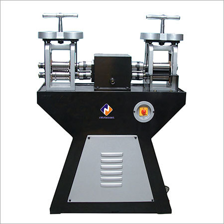 Double Head Jewelry Making Roll Press