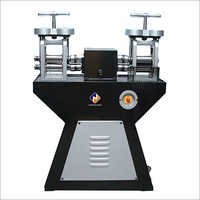 Jewelry Roll Press Machine