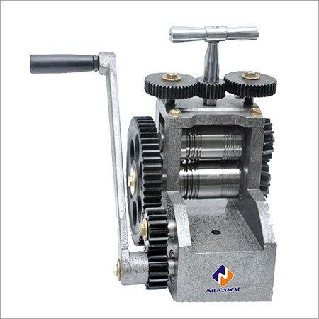 Hand Operated Jewelry Making Machine