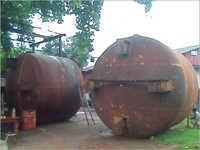 Acid Storage Tank Fabrication