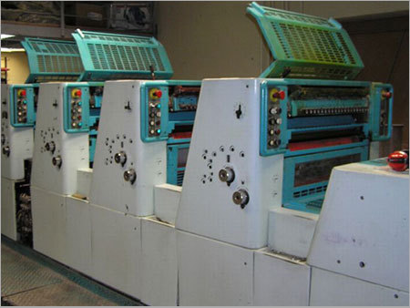 Polly 466 Used Printing Press Machinery