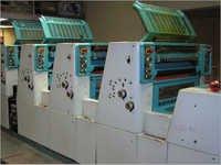 Polly 466 Used Printing Press Machinery