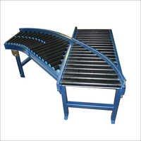 Steel Gravity Roller Conveyor