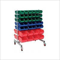 Bin Storage Trolley