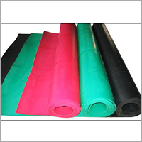 Shot Blasting Rubber Sheets
