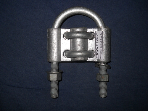 Tension Clamp 2 Bolted