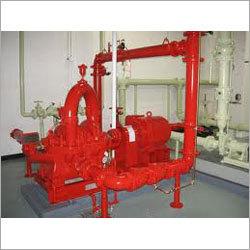 Fire Pump Installation