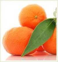 Mandarine oil