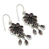 Designer Silver Earring Jewellery,925 Sterling Silver Jewellery