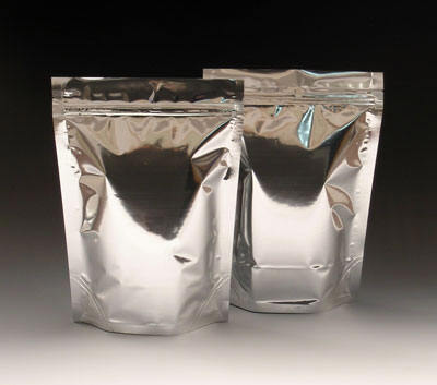 Metalized Zip Lock Bags