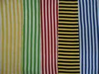Feeder Stripe Knit Fabric