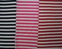 Viscose Single Jersey Feeder Stripe