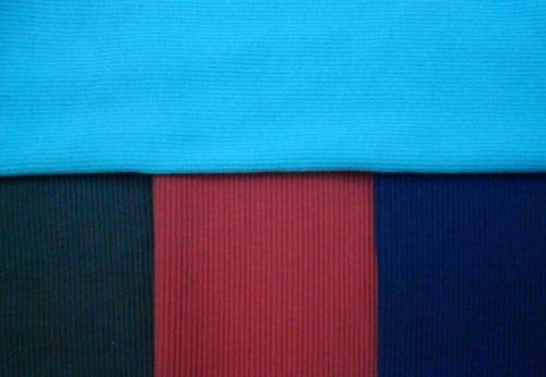 1x1 Rib Fabric, 2x1 Rib Fabric