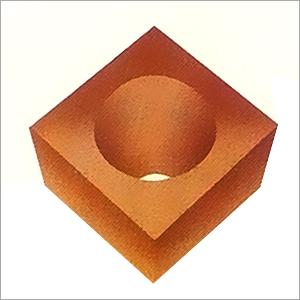 High Alumina Refractory Burner Blocks