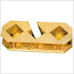 Brass Cube Mold