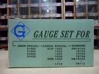 Gauge set