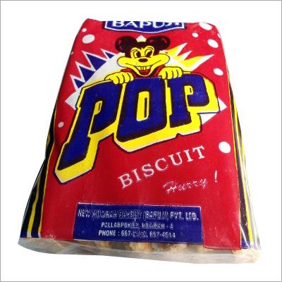 Pop Biscuit