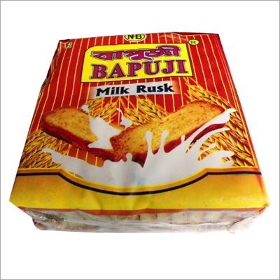 Punjabi Milk Rusk