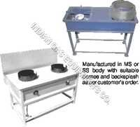Chinese Type Cooking Platform