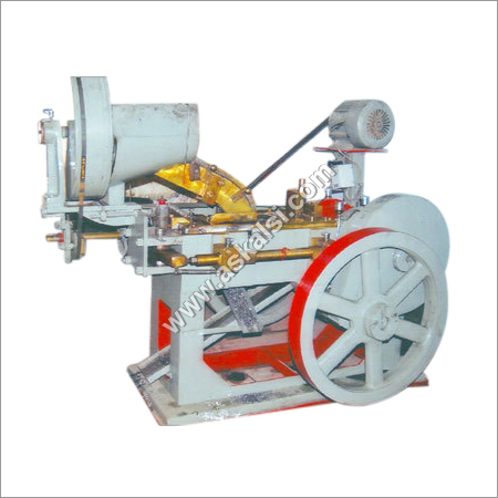 Double Stroke Cold Header Machine