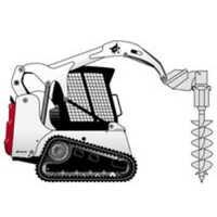 BOBCAT S205 Turbo-Skid Steer Loader