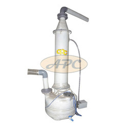 Chemical Fume Scrubber