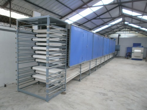 Fully Automatic Papad Dryer Machines