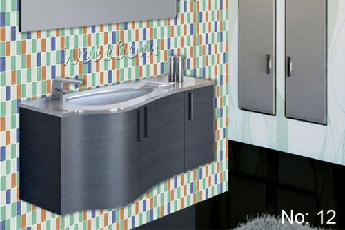 Bathroom Glass Mosaic Tiles