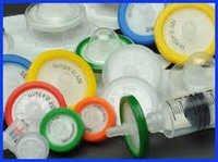 Syringe filters Nylon PVDF PTFE