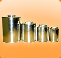PVC Cement Containers