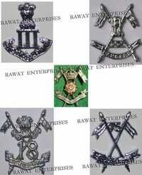 Regimental Pins Badges