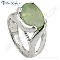Cute Prenite Silver Ring