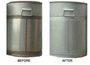 Manufacturer of rust remover
