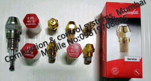 Ecoflam oil burner nozzle