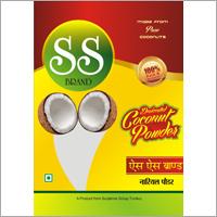 Natural Coconut Shell Powder