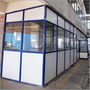 Interior Aluminum Partitions